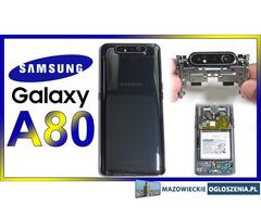 Samsung A50 A70 A80 wymiana naprawa szybki